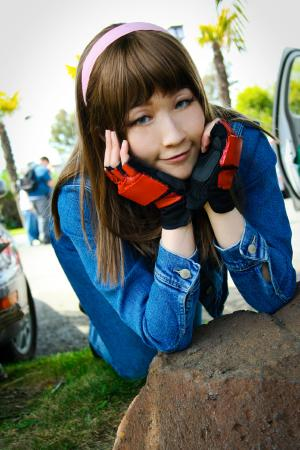 Hitomi from Dead or Alive 3 worn by Imari Yumiki