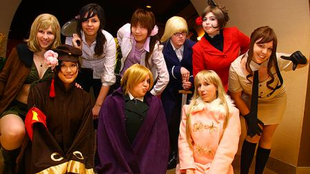 Taiwan from Axis Powers Hetalia worn by Imari Yumiki