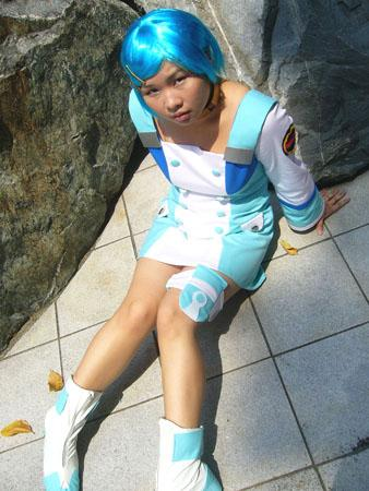 Eureka from Eureka seveN worn by lynn
