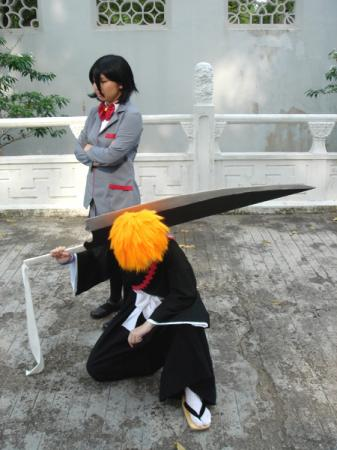 Rukia Kuchiki from Bleach worn by lynn
