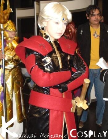 Dilandau Albatou from Vision of Escaflowne worn by Kurenai Nekosume