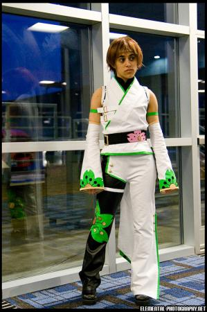 Syaoran from Tsubasa: Reservoir Chronicle worn by Pan