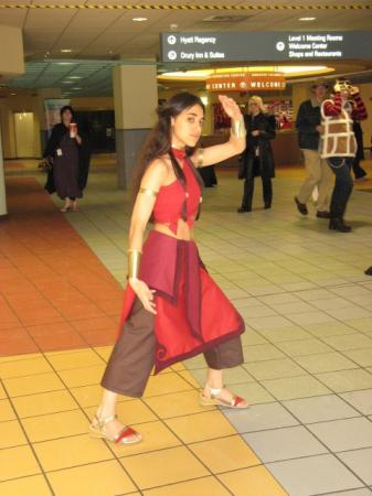 Katara from Avatar: The Last Airbender worn by Pan