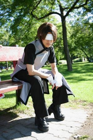 Jubei Kakei from Getbackers worn by Pan