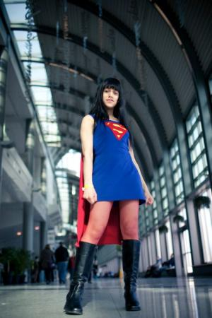 Supergirl from Supergirl worn by Pan