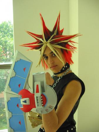 Yugi Muto from Yu-Gi-Oh! Duel Monsters worn by Pan