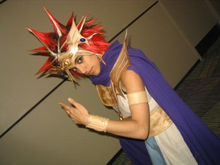 Pharaoh Atemu from Yu-Gi-Oh! Duel Monsters