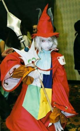 Freya Crescent from Final Fantasy IX