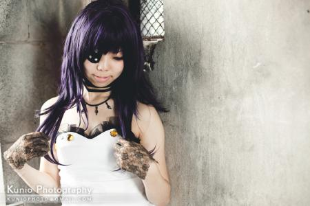 Chrome Dokuro from Katekyo Hitman Reborn! worn by darkenedxstar