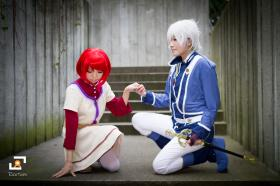 Shirayuki from Akagami no Shirayukihime worn by darkenedxstar