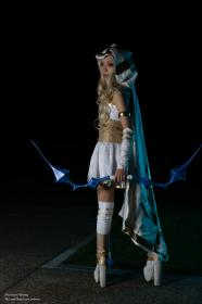 Ashe from League of Legends worn by darkenedxstar