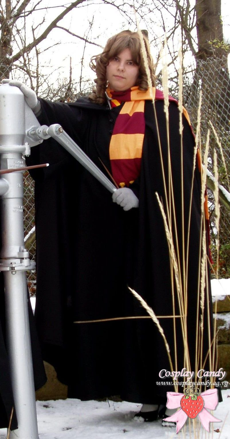 Hermione Harry Potter Costume Images u0026 Pictures - Becuo