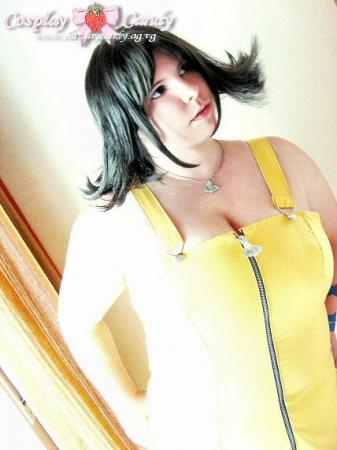 Selphie Tilmitt from Final Fantasy VIII worn by Kasumi