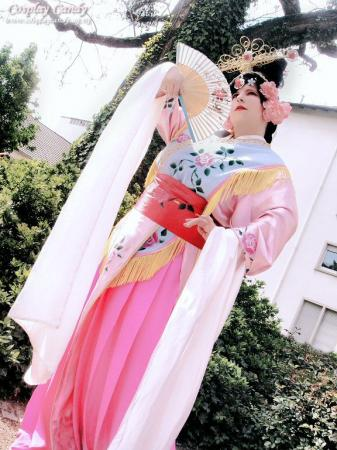 Chinese Traditional Singer from Original:  Historical / Renaissance worn by Kasumi
