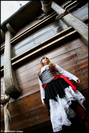 Pirate from Original Design worn by Kasumi
