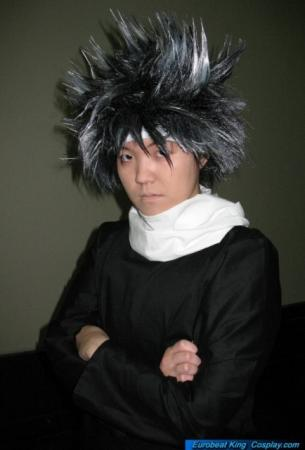 Hiei from Yu Yu Hakusho worn by Pork Buns