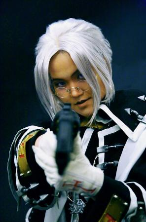 Abel Nightroad from Trinity Blood worn by Pork Buns