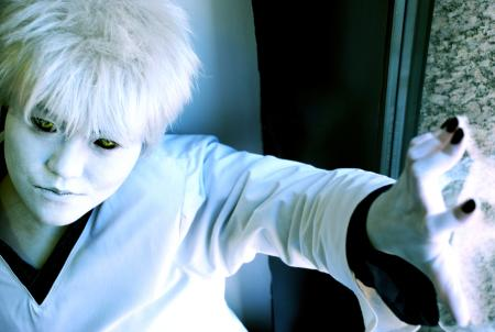 Ichigo Kurosaki from Bleach worn by Pork Buns