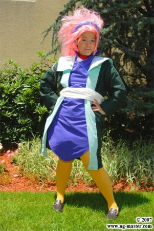 Washuu Hakubi from Tenchi Muyo worn by Pork Buns