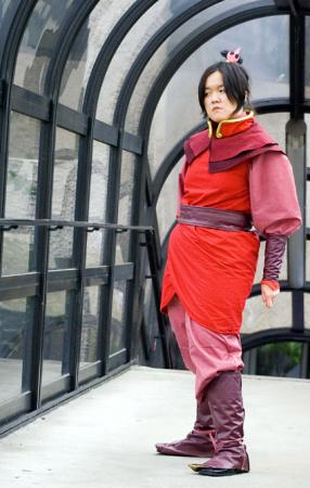 Azula from Avatar: The Last Airbender worn by Pork Buns