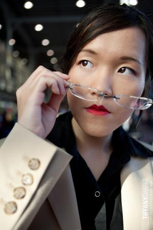 Dr. Atsuko Chiba from Paprika worn by Pork Buns