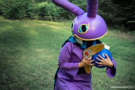 Ravio from Legend of Zelda: A Link Between Worlds by Pork Buns
