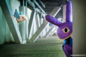 Ravio from Legend of Zelda: A Link Between Worlds