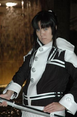 Yu Kanda from D. Gray-Man worn by Pork Buns