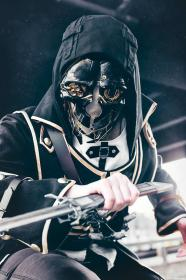 Corvo Attano from Dishonored by Pork Buns