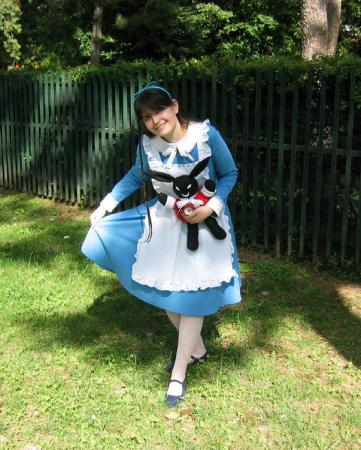 Alice from Pandora Hearts worn by Kya