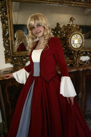 Lia de Beaumont from Le Chevalier d'Eon worn by Kya