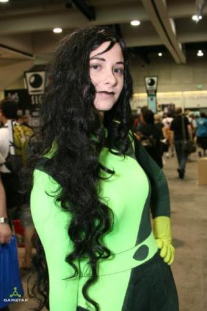 Shego from Kim Possible worn by Saravana