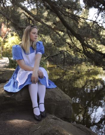 Alice from Alice in Wonderland worn by Saravana