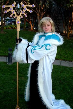 Fai D. Flowright / Yuui from Tsubasa: Reservoir Chronicle worn by Saravana