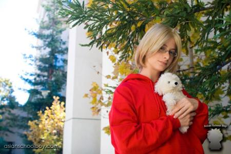 Canada / Matthew Williams from Axis Powers Hetalia worn by Saravana