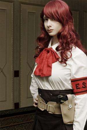 Mitsuru from Persona 3 worn by Saravana
