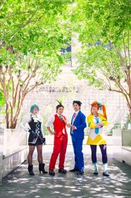 Athena Cykes from Phoenix Wright: Ace Attorney - Dual Destinies worn by Saravana