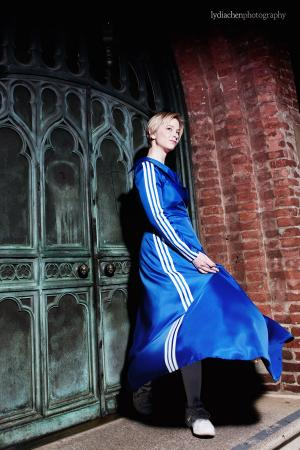 Sue Sylvester from Glee worn by Saravana