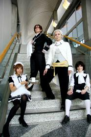 Alvin from Tales of Xillia by Niho
