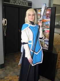 Sarah from Suikoden III worn by Niho