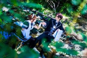Alvin from Tales of Xillia by Lithele