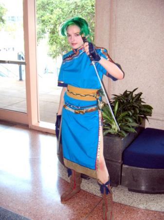 Lyndis from Fire Emblem worn by Hanamaru