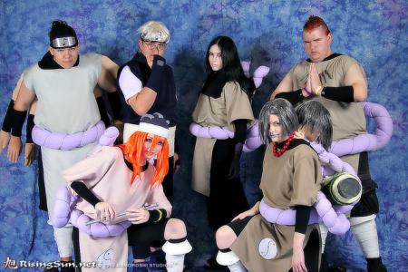 Sakon from Naruto