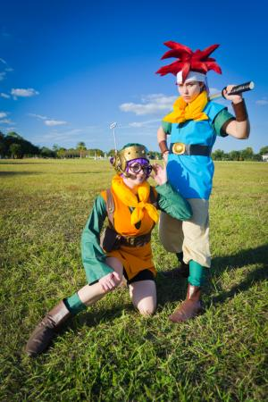 Lucca Ashtear from Chrono Trigger worn by Hanamaru