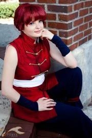Ranma Saotome from Ranma 1/2 worn by Hanamaru