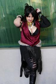 Morrigan from Dragon Age: Origins  by UsagiNoSenshi