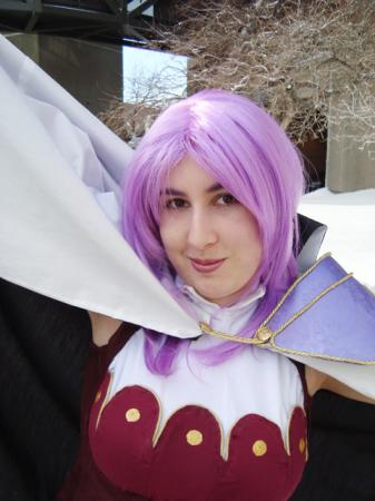 Cornelia Li Britannia from Code Geass R2 