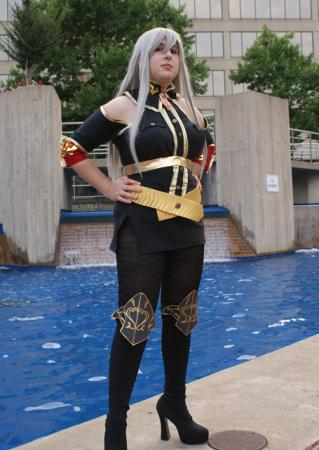 Selvaria Bles from Valkyria Chronicles worn by UsagiNoSenshi
