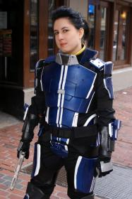 Kaidan Alenko from Mass Effect 3 worn by UsagiNoSenshi