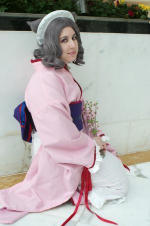 Susukihotaru from Otome Youkai Zakuro worn by UsagiNoSenshi